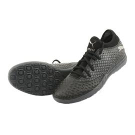Chaussures de football Puma Future 4.4 Tt M 105690-02 noir 5