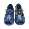 Befado chaussures pour enfants 217P103 bleu 4