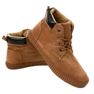 Brun Sneakers homme isolés marron AN06 image 2
