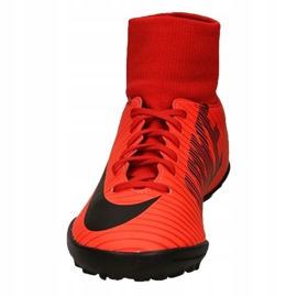 Chaussures de football Nike MercurialX Victory Vi rouge rouge 1