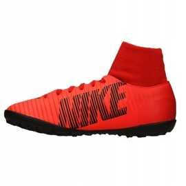 Chaussures de football Nike MercurialX Victory Vi rouge rouge 2