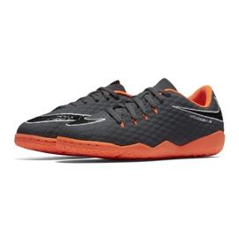 Nike Hypervenom PhantomX chaussures de football gris gris / argent 1