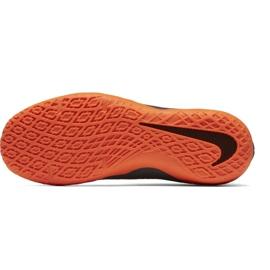 Nike Hypervenom PhantomX chaussures de football gris gris / argent 5