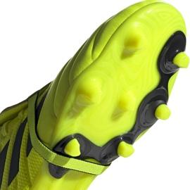 Chaussures de football Adidas Copa Gloro 19.2 Fg M F35491 jaune rose 5