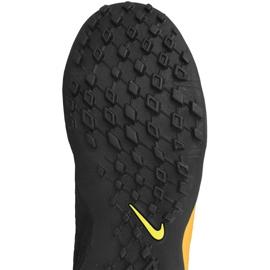 Chaussures de football Nike HypervenomX Phelon Iii Df Tf Jr 917775-801 jaune noir, jaune 1