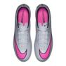 Chaussures de football Nike Mercurial Victory V Fg M 651632-060 gris gris / argent 5