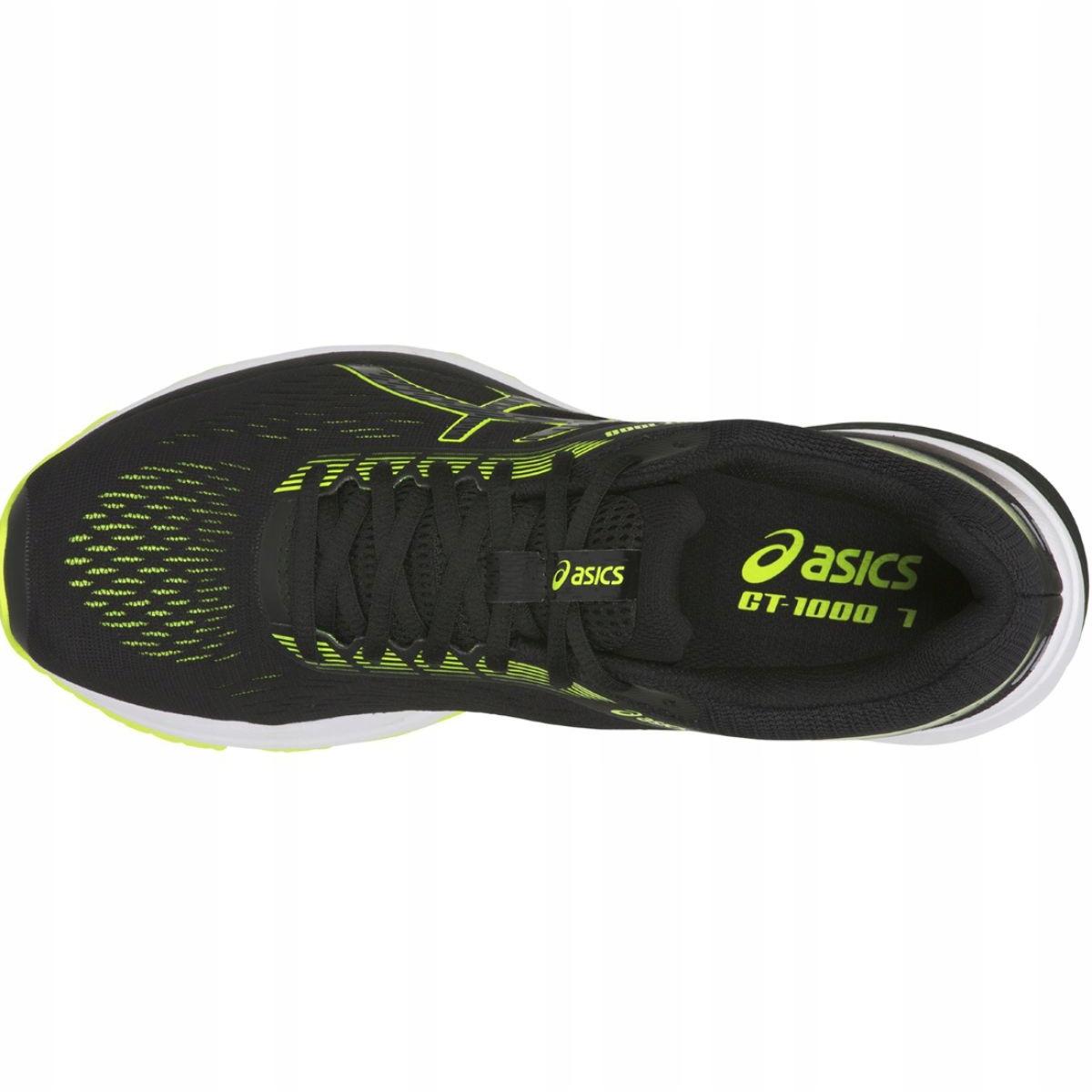 Asics-GT-1000-7-M-1011A042-004-chaussures-de-course-noir miniature 3