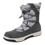 Bottes d'hiver Timberland Snow Stomper Pull On Wp Jr A1UJ7 gris 1