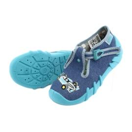 Befado chaussures pour enfants 110P320 bleu 6