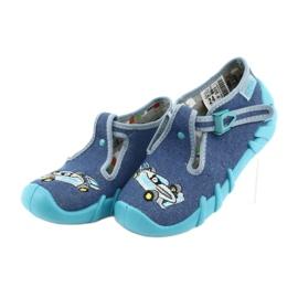 Befado chaussures pour enfants 110P320 bleu 3