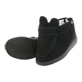 Befado chaussures pour femmes pu orto 987D002 noir 6