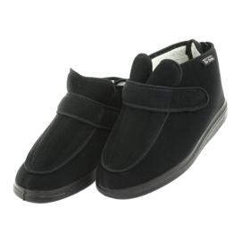 Befado chaussures femme pu orto 987D002 le noir 4