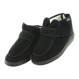 Befado chaussures pour femmes pu orto 987D002 noir 4