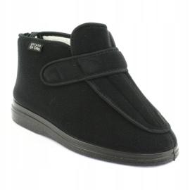 Befado chaussures femme pu orto 987D002 le noir 2