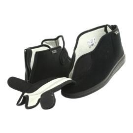 Befado chaussures femme pu orto 987D002 le noir 5