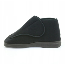 Befado hommes chaussures pu orto 163M002 noir 3