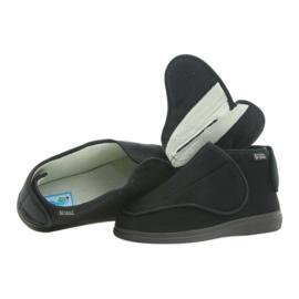 Befado hommes chaussures pu orto 163M002 noir 4
