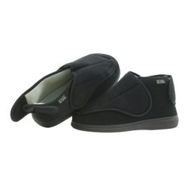 Befado hommes chaussures pu orto 163M002 noir 5