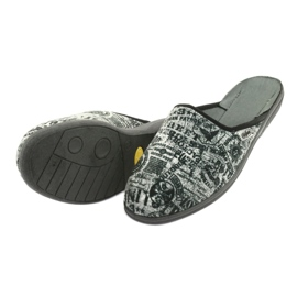 Befado chaussures de jeunesse 201Q091 gris 5