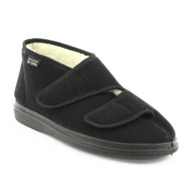 Befado chaussures pour hommes pu 986M011 noir 2