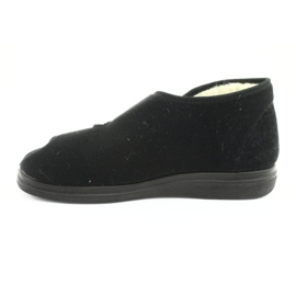 Befado chaussures pour hommes pu 986M011 noir 3