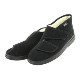 Befado chaussures pour hommes pu 986M011 noir 4