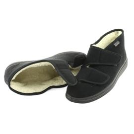 Befado chaussures pour hommes pu 986M011 noir 5