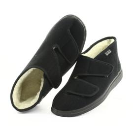 Befado chaussures pour hommes pu 986M011 noir 6