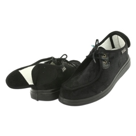 Befado chaussures pour femmes pu 387D005 noir 5