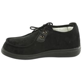 Befado chaussures pour femmes pu 387D005 noir 3