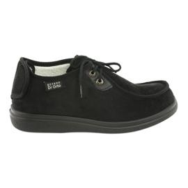 Befado chaussures pour femmes pu 387D005 noir 1