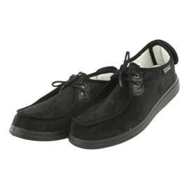 Befado chaussures pour femmes pu 387D005 noir 4