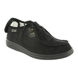 Befado chaussures pour femmes pu 387D005 noir 2