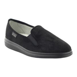 Befado chaussures pour femmes pu 991D002 noir 4