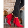 Marquiz Bottes Sur Un Stiletto rouge 3
