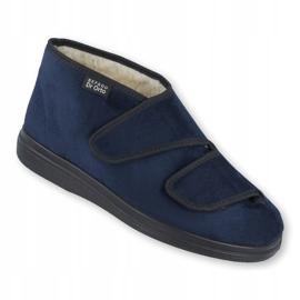 Befado chaussures pour femmes pu 986D010 marine 2