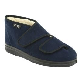 Befado chaussures pour femmes pu 986D010 marine 3