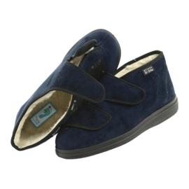 Befado chaussures pour femmes pu 986D010 marine 5