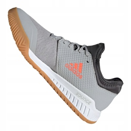 Adidas Court Team Bounce M EF2643 chaussures gris gris 1