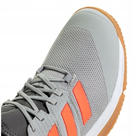 Adidas Court Team Bounce M EF2643 chaussures gris gris 5