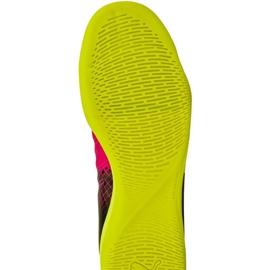 Chaussures Indoor Puma evoPOWER 4.3 Tricks noir, jaune, rose noir 1