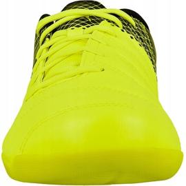 Chaussures Indoor Puma evoPOWER 4.3 Tricks noir, jaune, rose noir 2