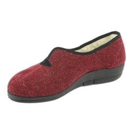 Befado chaussures pour femmes pu 940D355 rouge 3