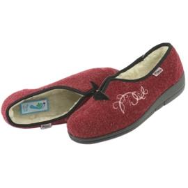 Befado chaussures pour femmes pu 940D355 rouge 6