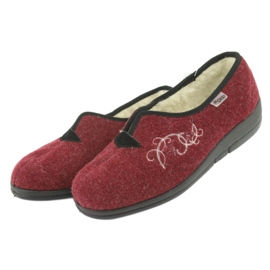 Befado chaussures pour femmes pu 940D355 rouge 4