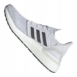 Adidas UltraBoost 20 M EG0694 chaussures gris 1