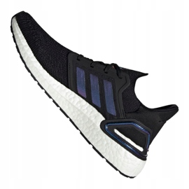 Adidas UltraBoost 20 M EG0692 chaussures noir 2
