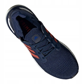 Adidas UltraBoost 20 M EG0693 chaussures marine 1