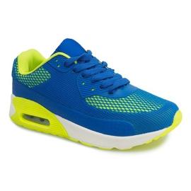 DN3-8 Royal sports chaussures de course bleu 4