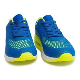 DN3-8 Royal sports chaussures de course bleu 1